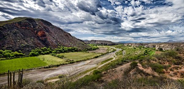 Rio Sonora Panorama