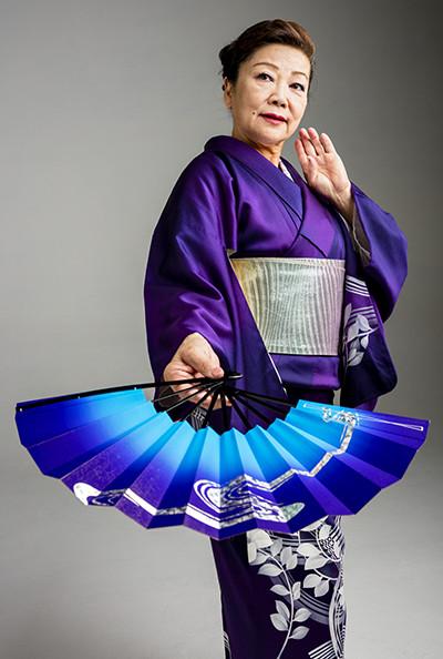 "Mari ""Suzuyuki"" Kaneta"
