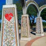 Santa Cruz River Park mosaic