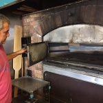 oven at Za'atar's Mediterranean Restaurant