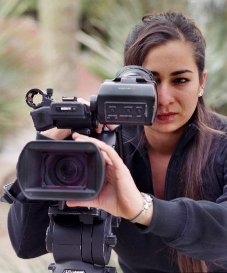 Tucson media maker Arlene Islas