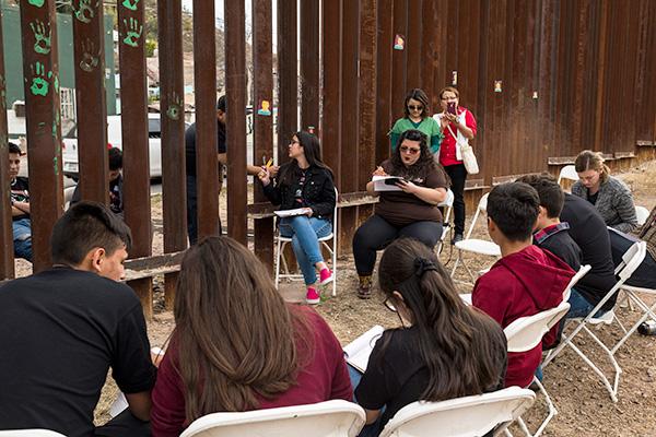 Seeds Binational Border Youth Dialogue/Dialogo Juvenil Fronterizo